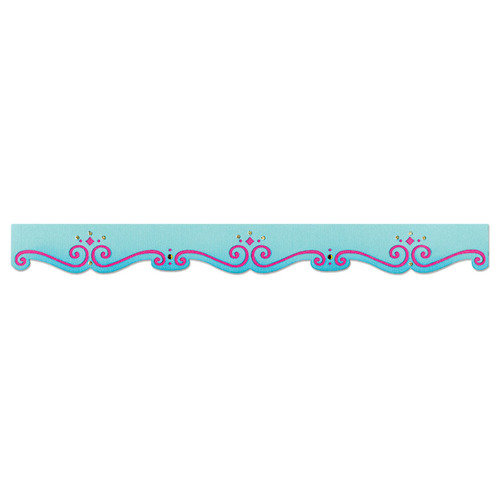 1 ST (1 ST)  Sizzlits Decorative Strip Die - Henna Caravan 658391 Dena Design