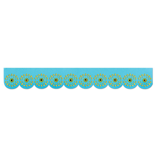 1 ST (1 ST)  Sizzlits Decorative Strip Die - Sunflowers 658396 Dena Design