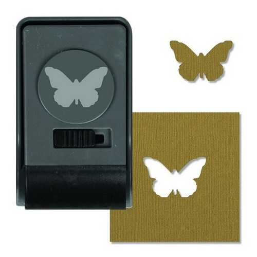 Sizzix Paper Punch - Butterfly, Large 660159 Tim Holtz ( 3-15 )