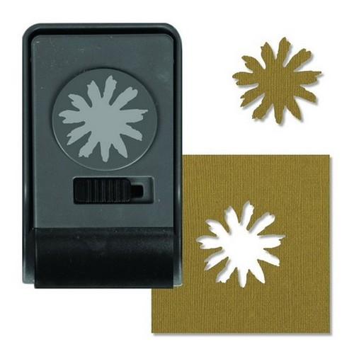 Sizzix Paper Punch - Daisy Flower, Large 660173 Tim Holtz ( 3-15 )