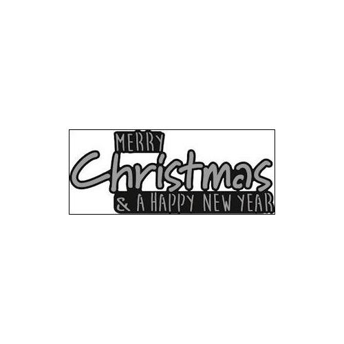Marianne Design - Die - Craftables - Merry Christmas
