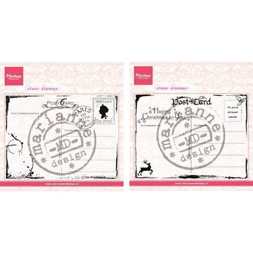 Marianne Design - Clearstamp Set