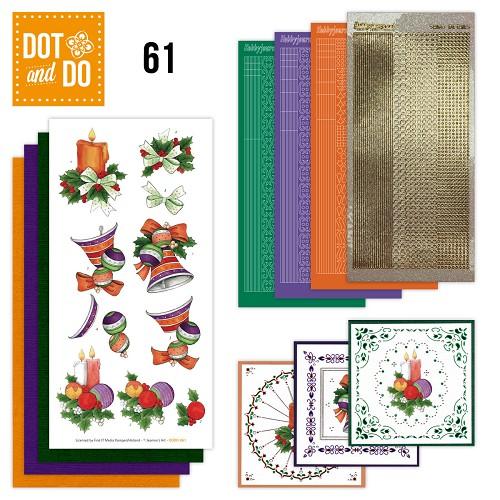Dot and Do 61 - Kleurrijke Kerst