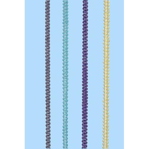 CREApop® Miniborduur, 3 mm, 3 mm, turkoois, 25 m