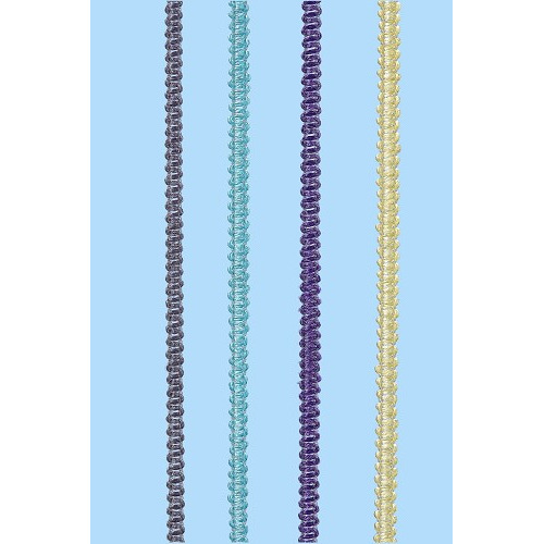 CREApop® Miniborduur, 3 mm, 3 mm, paars, 25 m