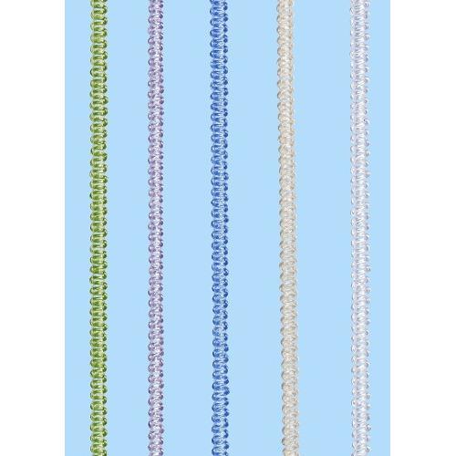 CREApop® Miniborduur, 3 mm, 3 mm, appelgroen, 25 m