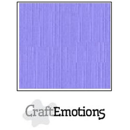 CraftEmotions linnenkarton 10 vel heide pastel 30,5x30,5cm / LC-49