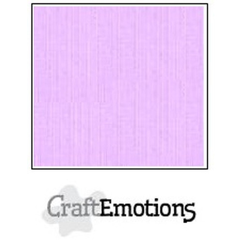 CraftEmotions linnenkarton 10 vel eucalyptus-pastel 30,5x30,5cm / LC-51