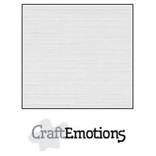 CraftEmotions linnenkarton 10 vel antiek grijs 30,5x30,5cm / LC-81