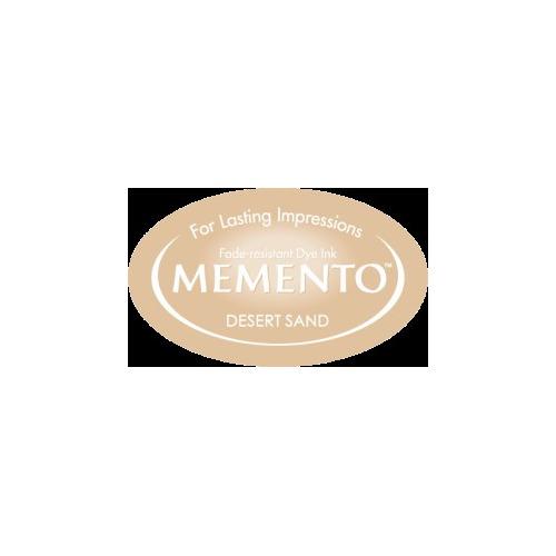 MD-000-804 Memento Inkpad Dewdrops Desert sand