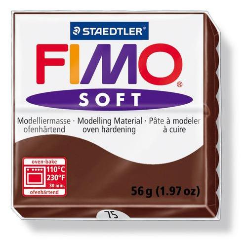 1 ST (1 ST) Soft choco 56GR