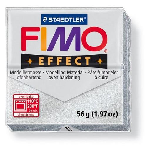 1 ST (1 ST) Effect metallic zilver 56GR
