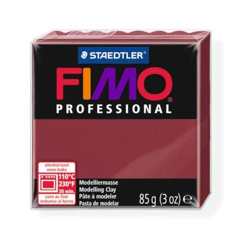 Fimo Professional 85g bordeaux