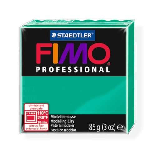 Fimo Professional 85g echt groen