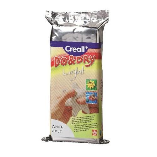 1 ST (1 ST) Boetseermateriaal Do&Dry light wit 250gr