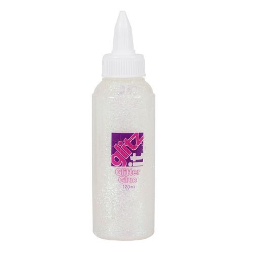 Glitter Glue 120ml - Iridescent