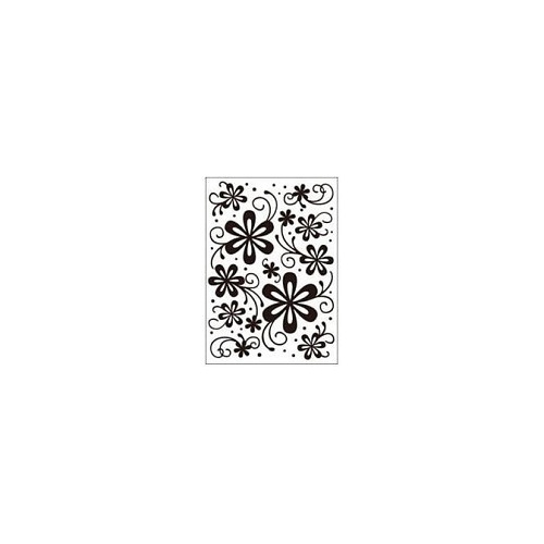 ScrapBerry`s Embossing Folder 106x150 mm Daisy Delight