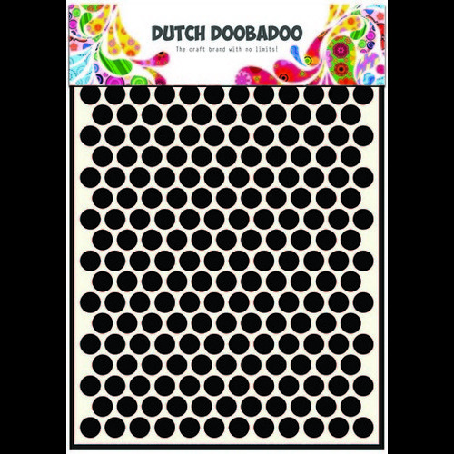 Dutch Doobadoo Dutch Softboard Dots - A5 478.007.009 (new 07-15)