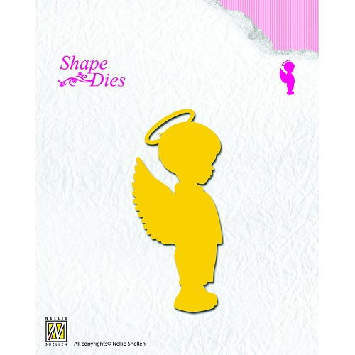 Shape Dies Angel-boy