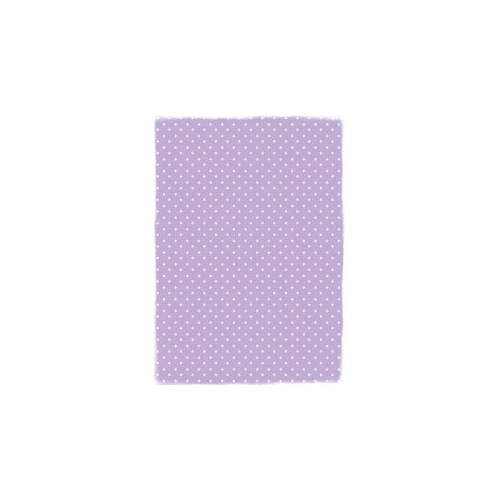 RBC014 Basic Collection A4 Lightpurple Dots