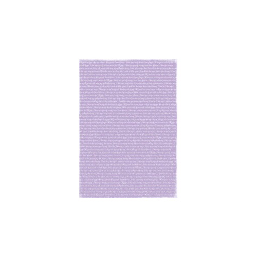 RBC016 Basic Collection A4 Lightpurple Lyrics