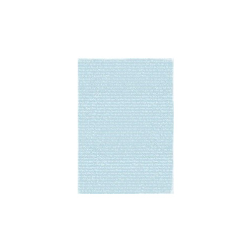 RBC020 Basic Collection A4  Lightblue Lyrics