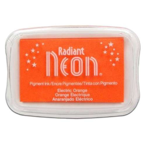 Radiant Neon inktkussen Electric orange 1 ST NR-000-72