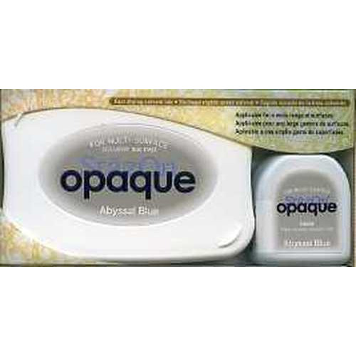 Stazon inktkussen set opaque Abyssa blue 1 PK SZ-000-158