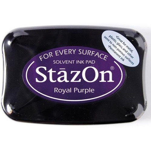 Stazon inktkussen Royal purple 1 ST SZ-000-101