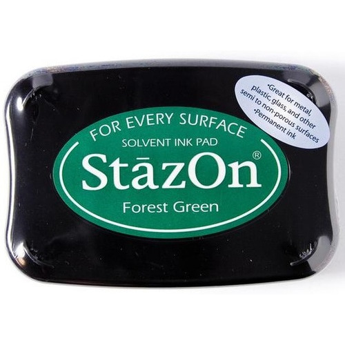 Stazon inktkussen Forest green 1 ST SZ-000-099