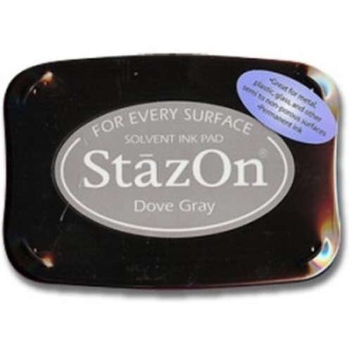 Stazon inktkussen Dove gray 1 ST SZ-000-033