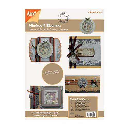 Joy! crafts - Kaartenpakket nr. 18