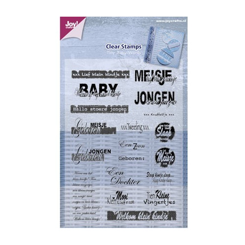 Joy! crafts - Clearstamp - Baby