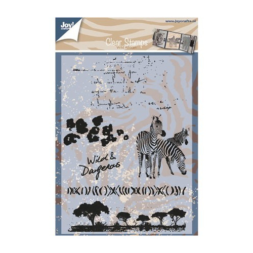 Joy! crafts - Clearstamp - Wild Africa