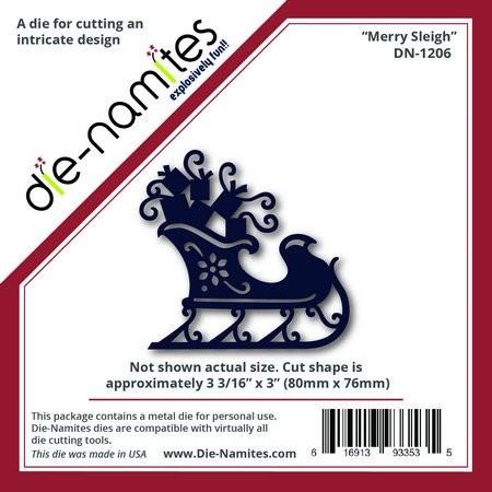 Die-Namites Merry Sleigh