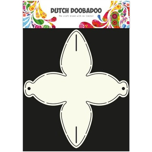 Dutch Doobadoo Dutch Box Art stencil pompoen A4 470.713.014 (new 08-2015)
