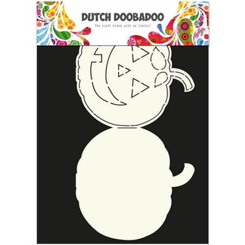 Dutch Doobadoo Dutch Card Art Stencil pompoen A4 470.713.583 (new 08-2015)