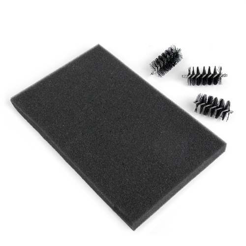 Sizzix Accessory - Replacement Die brush rollers & foam pad 660514 (4-15)