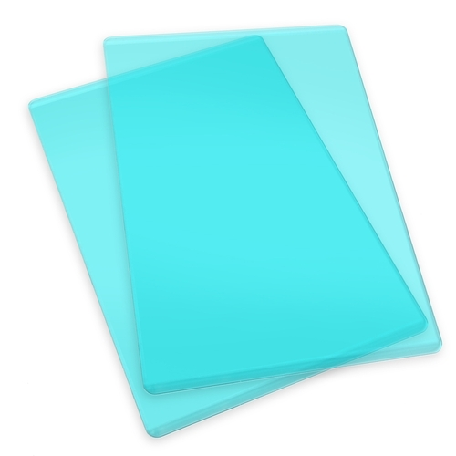 Sizzix Accessory - Cutting pads standard 1 pair (mint) 660522 (4-15)