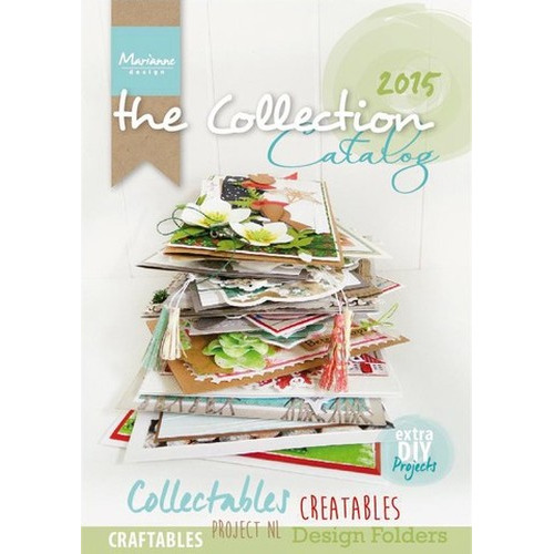 Marianne D Catalogus The Collection XL - 2015 CAT2015 (New 09-15)