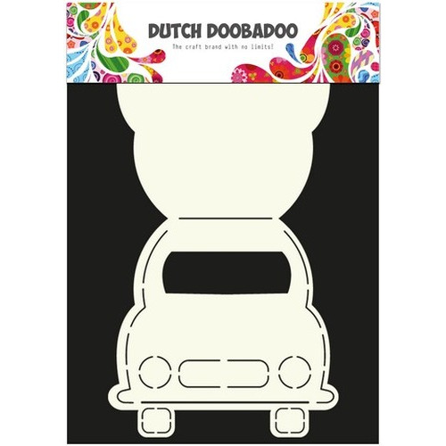 Dutch Doobadoo Dutch Card Art Stencil Auto A4 470.713.586 (new 09-15)