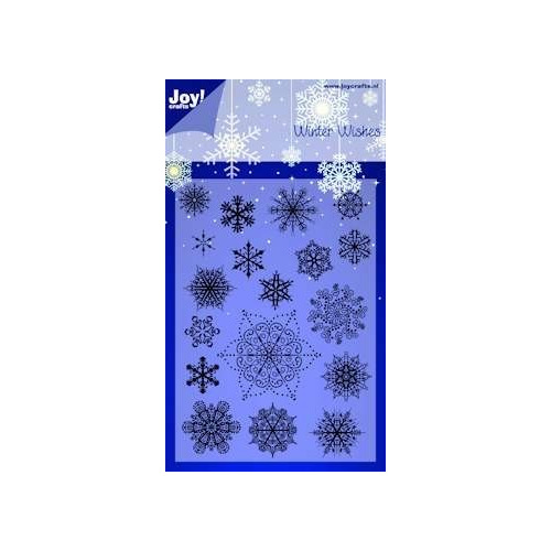 Joy! crafts - Clearstamp - Winter Wishes