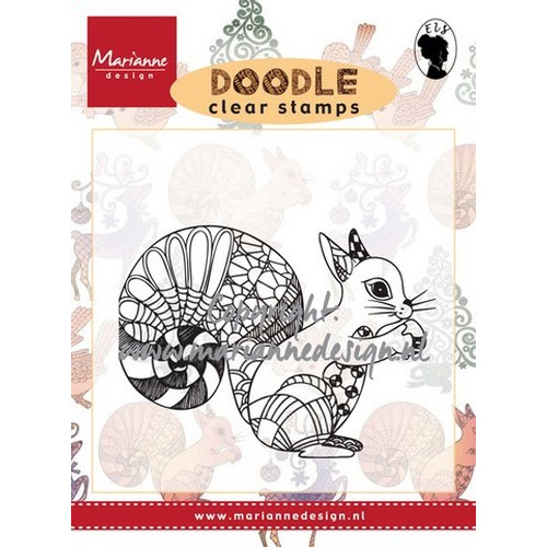 Marianne D Stempel Squirrel EWS2214 (New 10-15)