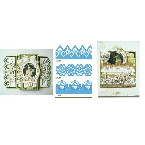 Marianne Design Border creatables Set LR0385+386+387