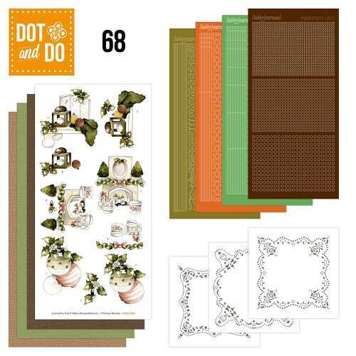 Dot and Do 68 - Rustic Christmas