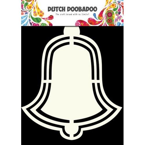 Dutch Doobadoo Dutch Shape Art frames kerstklok A5 470.713.127 (new 10-2015)
