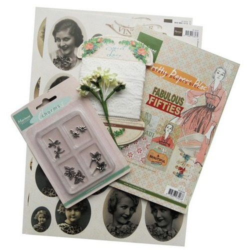 Marianne D Assortiment set  Fifties PA4015 (New 11-15)