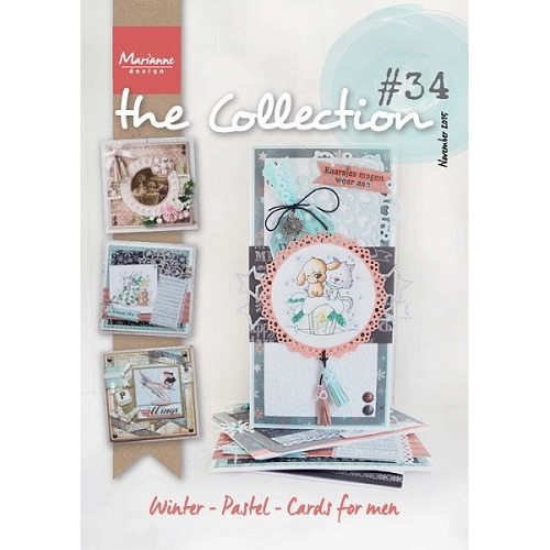 Marianne Design - The Collection - No. 34