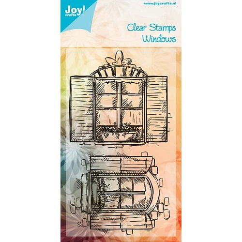 Joy! crafts - Clearstamp - Windows