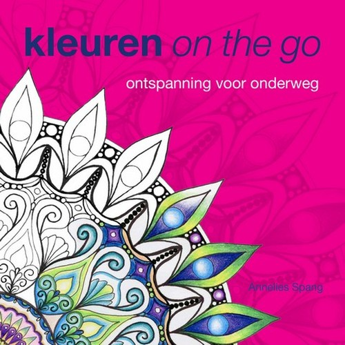 Kosmos Boek Kleuren on the go Spang, Annelies (10-15)